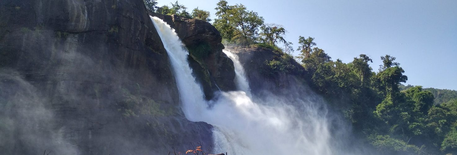 Athirapally Waterfalls - Tripdino